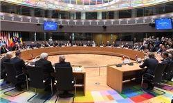 توافق سران اتحادیه اروپا به منظور نجات برجام
