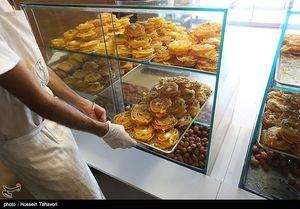 عرضه زولبیا و بامیه به قیمت پارسال در بعضی مغازهها