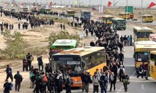 پیشنهاد ایران برای کاهش هزینه حمل و نقل زائران اربعین در عراق