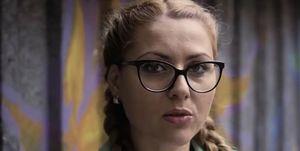 جان باختن دختر خبرنگار به خاطر فساد اروپایی ها