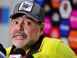 مارادونا: تیم ملی آرژانتین خائن زیاد دارد