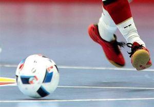 تیم فوتسال ایران برابر برزیل شکست خورد