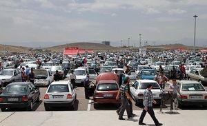 بازار دلالان صنعت خودرو و خرید و فروش کساد میشود