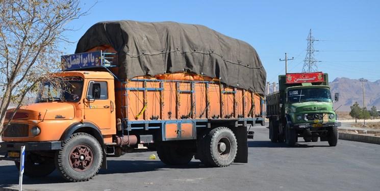 تحقق مطالبه کامیونداران/تصویب محاسبه کرایه بر اساس تن-کیلومتر
