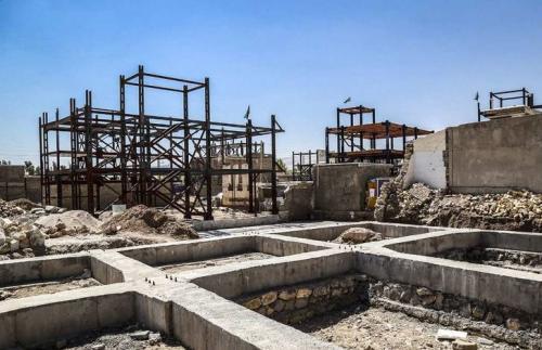 عدم بازسازی منازل زلزله زده سرپل ذهاب+گزارش تصویری