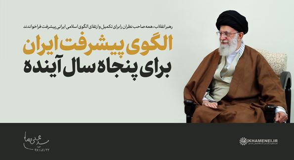 تدوین الگوی پیشرفت اسلامی، برنامهای برای پنج دههی آینده