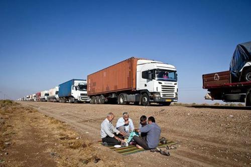 صادرات عراق به ایران ممنوع شد