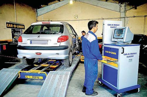 معاینه فنی خودرو از اول آبان برای همه نقاط پایتخت الزامی است