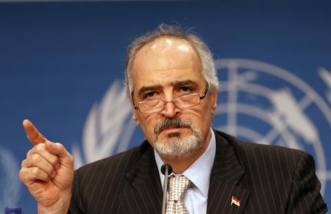 پاسخ کوبنده بشار جعفری به نماینده سعودی