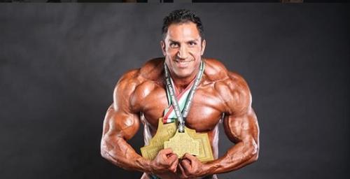 قهرمان قهرمانان رقابتهای جهانی بوداپست در مجارستان به یک ایرانی رسید