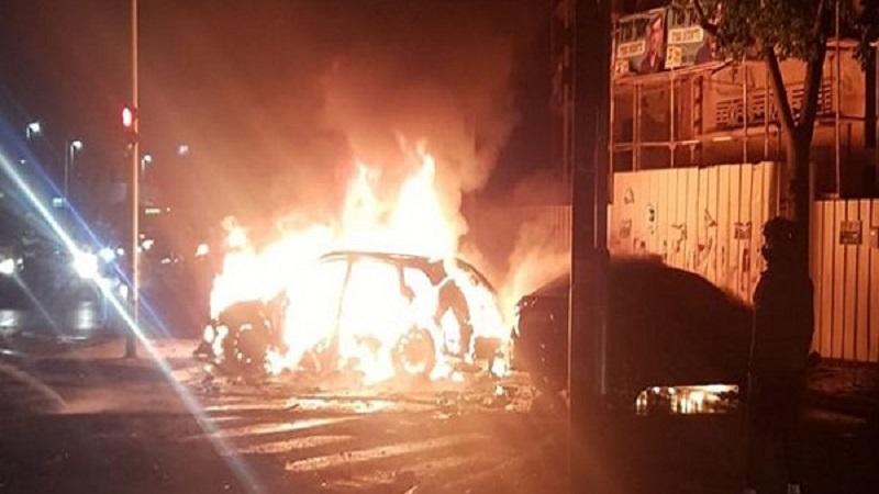 کشته شدن دو صهیونیست در انفجار یک خودرو در جنوب تل آویو