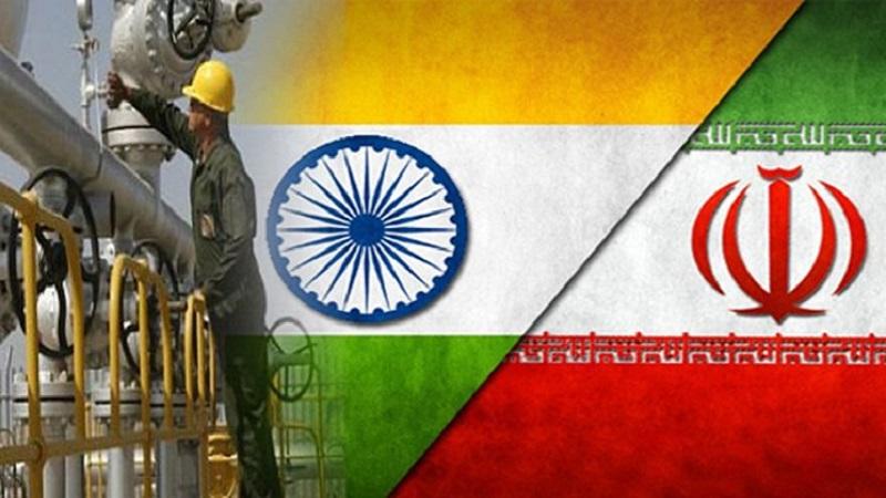 ایران و هند مبادلات نفتی خود را با ارزهای ملی انجام می دهند