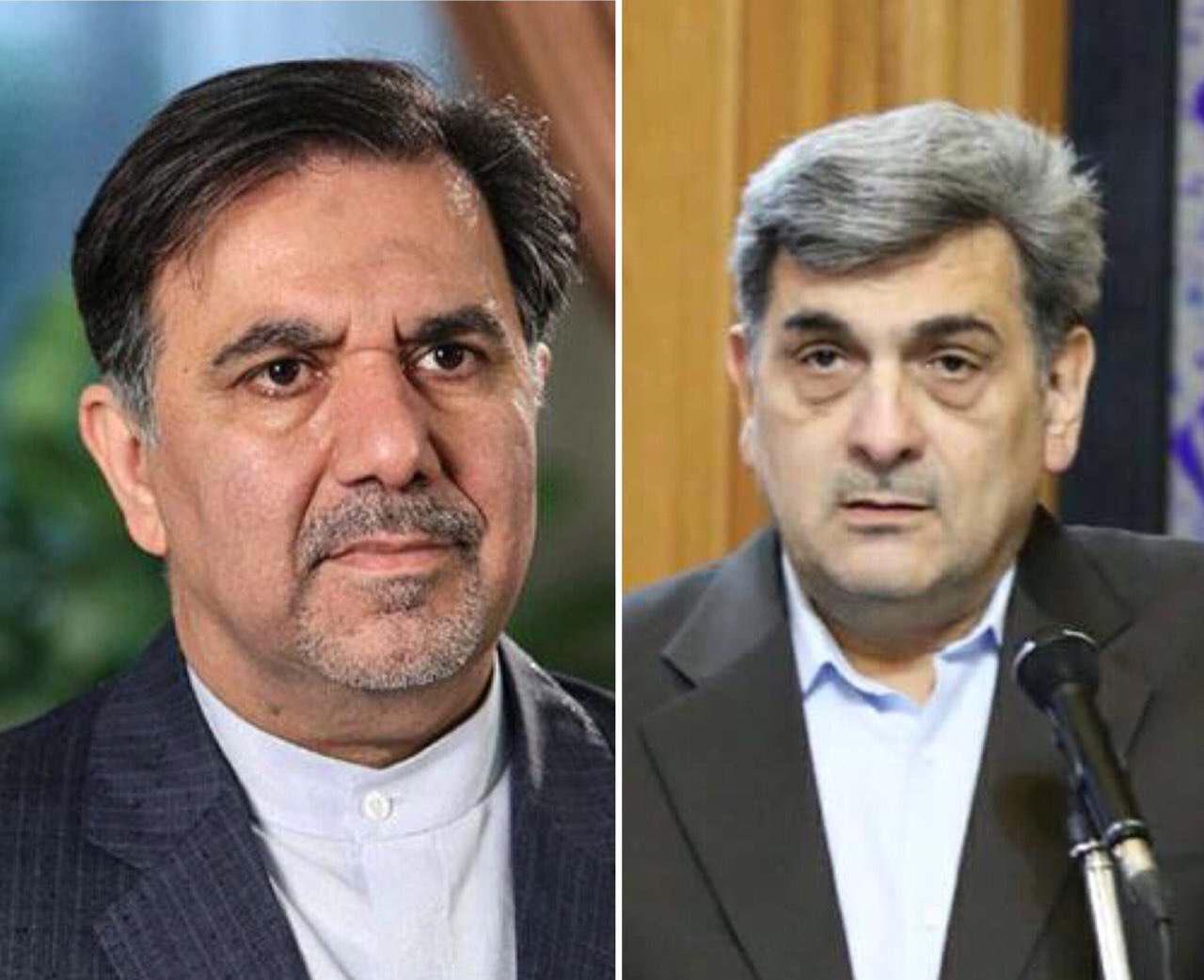 دو گزینه نهایی شهرداری تهران مشخص شدند