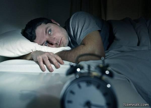 تأثیر کمبود خواب بر روی پوست