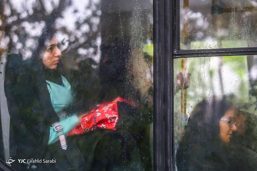 جمعه بارانی تهران+عکسها