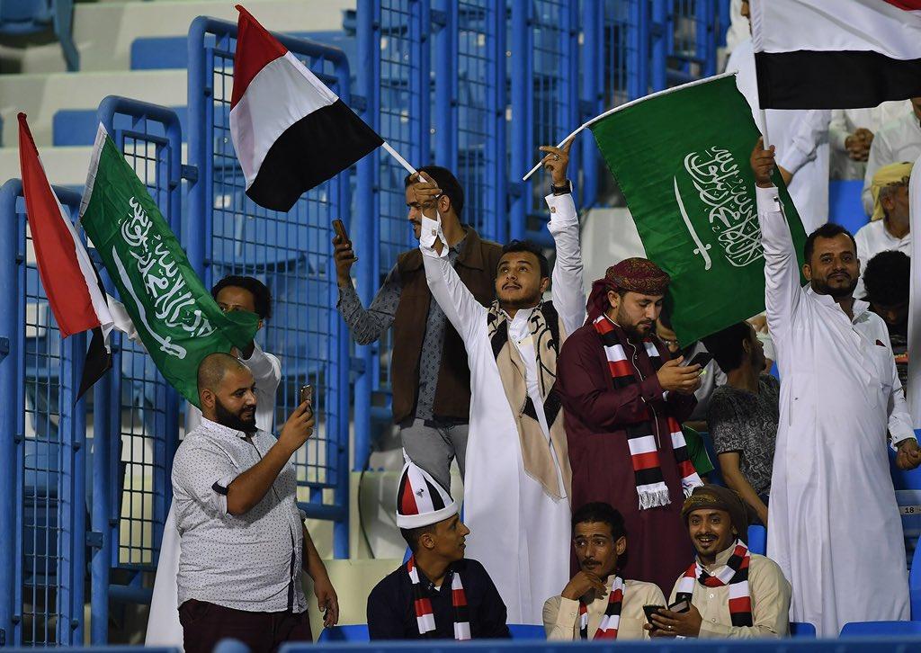 یمن با یک گل مغلوب عربستان شد+عکس