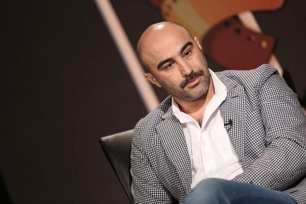 قسم بازیگر سریال پایتخت در جشنواره فجر
