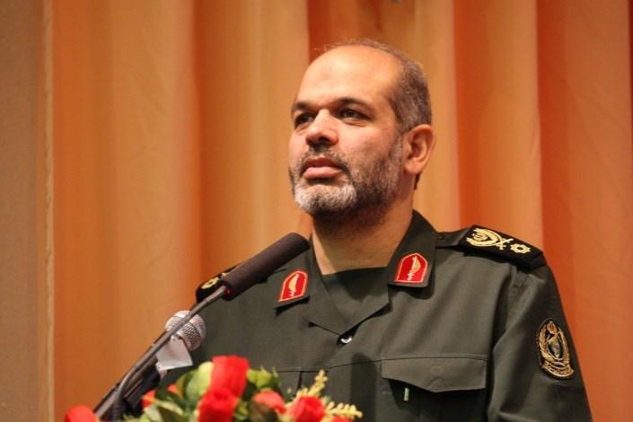 سردار وحیدی: معاندان از  امنیت مردمی وحشت دارند