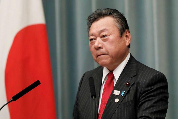 نائب رئیس دفتر امنیت سایبری دولت ژاپن دست به اعتراف عجیبی زد+عکس