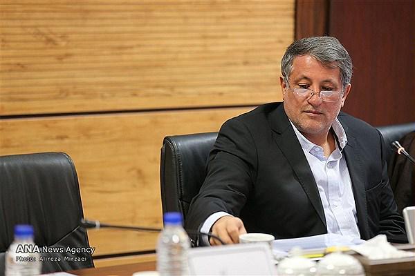 محسن هاشمی جلسه شوری شهر را بخاطر حناچی ترک کرد