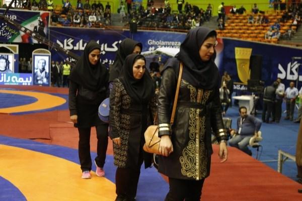 قضاوت داوران زن ایرانی در رقابتهای جام روز جهانی کودک