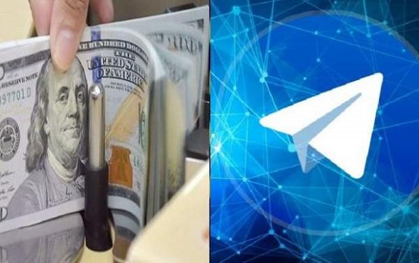 تلگرام  با ایجاد اختلال در بازار ارز بلای جان روحانی شد