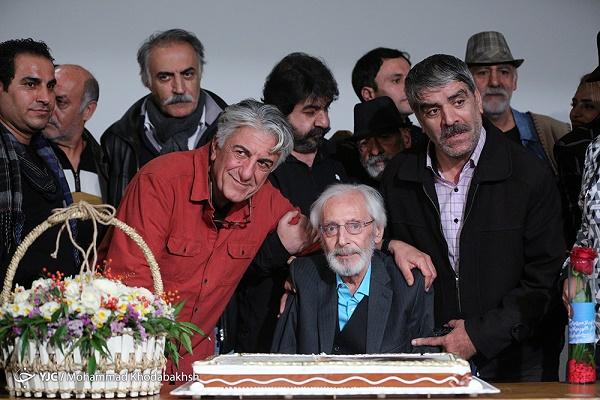 تولد کمال الملک سینمای ایران برگزار شد+عکس