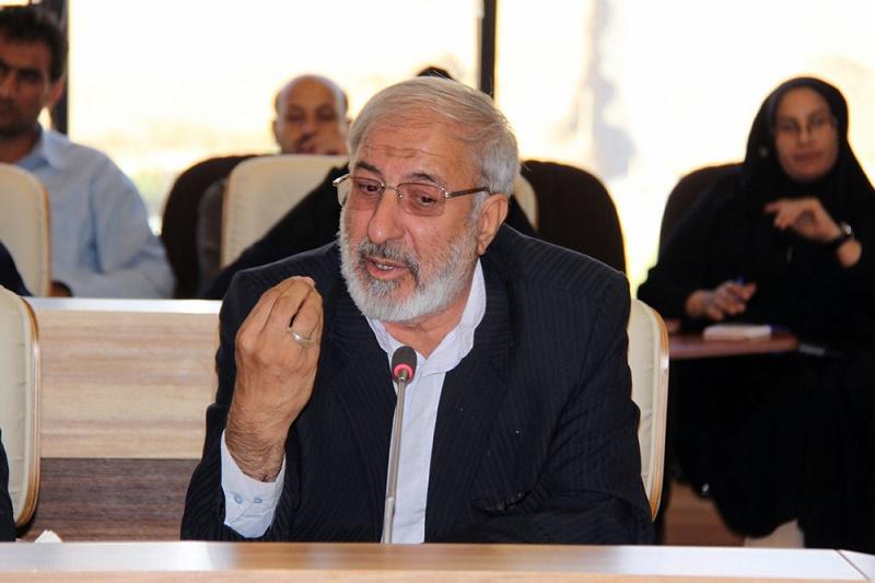 کلمه سازش مورد توجه مردم انقلابی ایران اسلامی نیست