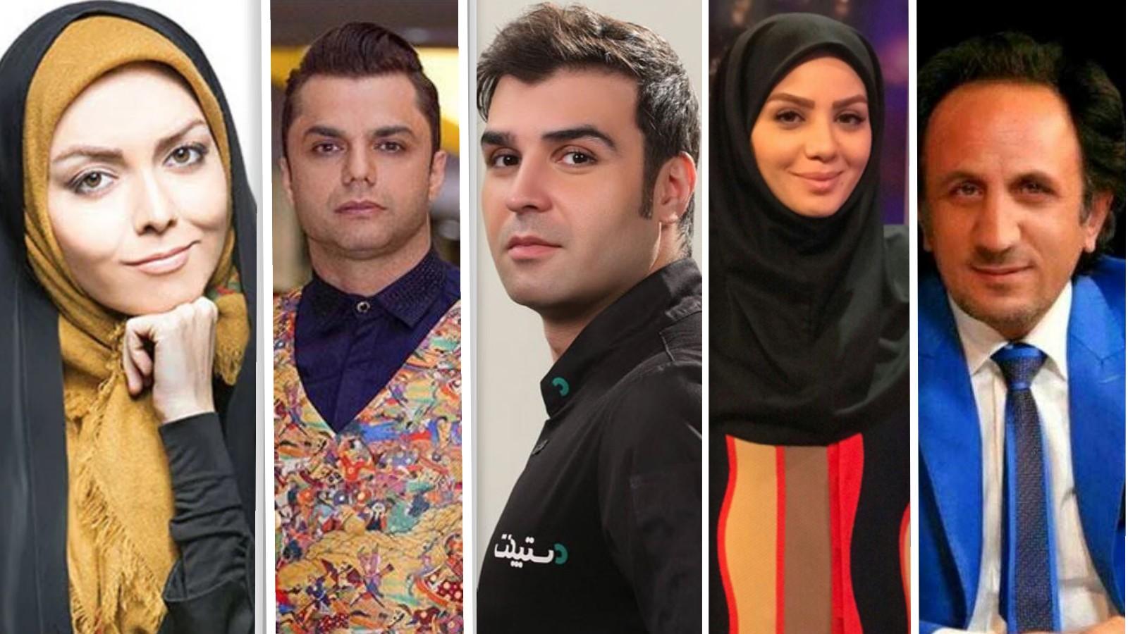 از کارشناس مسابقه آشپزی تا ماجرای آرش ظلیپور و فراستی