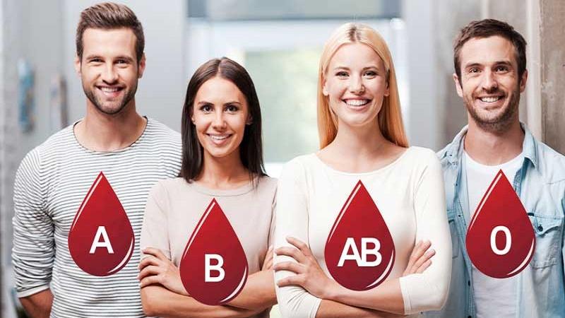 ارتباط بین گروههای خونی افراد و ازدواج چیست؟