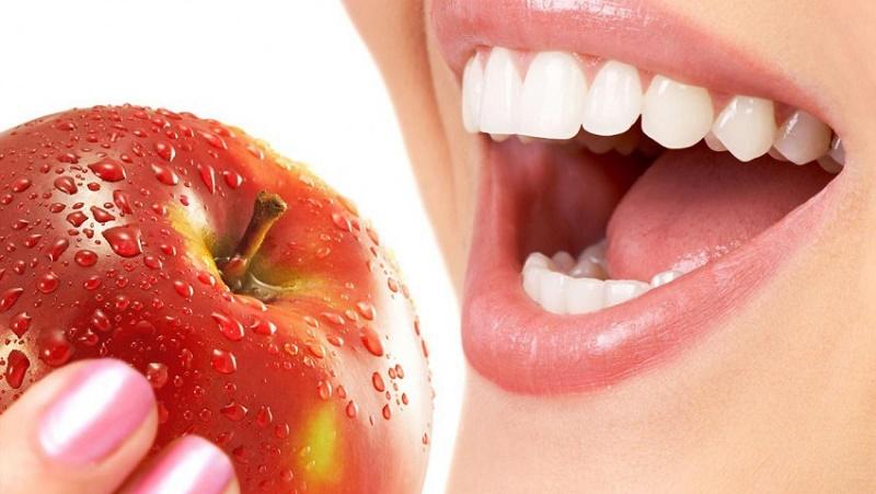 خوردنیهای ضد پوسیدگی دندان