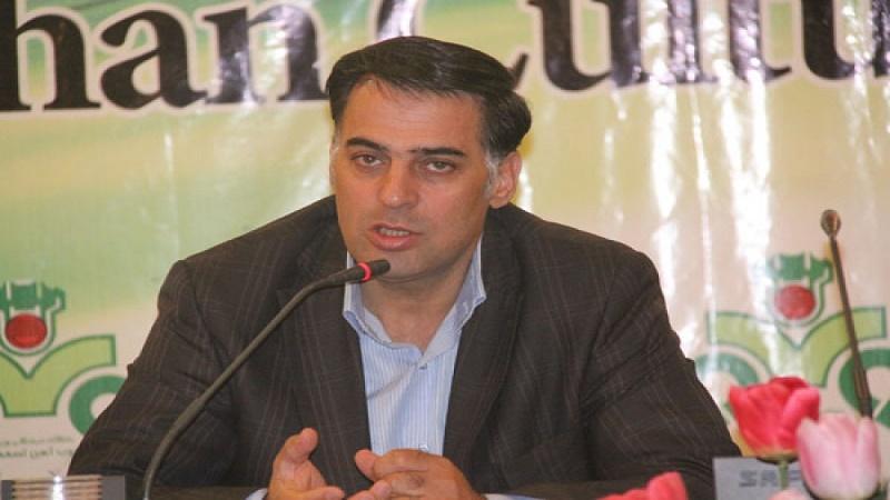 سعید آذری:  اجازه بدهید من دیگر اعتراض نکنم