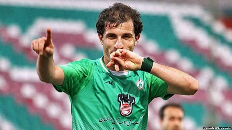 حدادیفر از دنیای فوتبال خداحافظی میکند