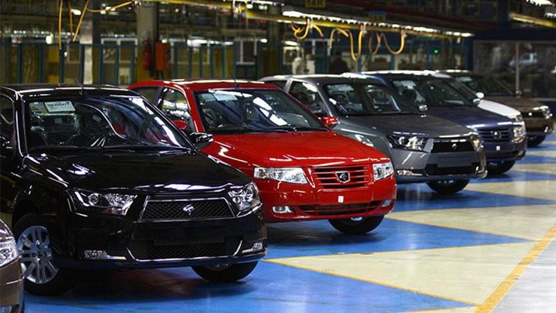 نوسان در بازار خودروی داخلی+جدول