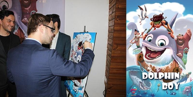 آغاز ساخت انیمیشن «پسر دلفینی»