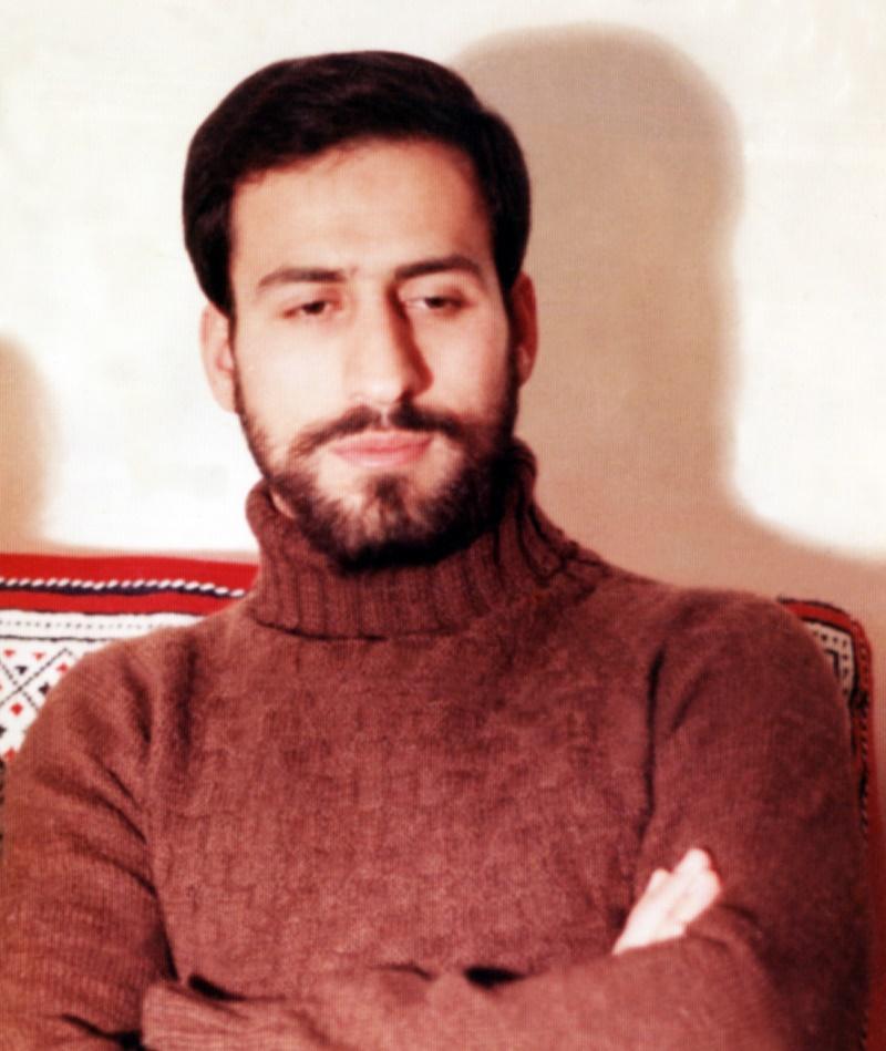 علی کشوری در سالروز شهادت پدرش دلنوشته ای را منتشر کرد+عکس