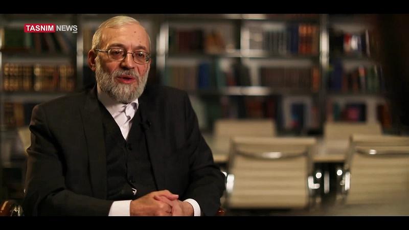 لاریجانی اطلاعاتی مهمی درباره قتل خاشقجی  را فاش کرد! +فیلم