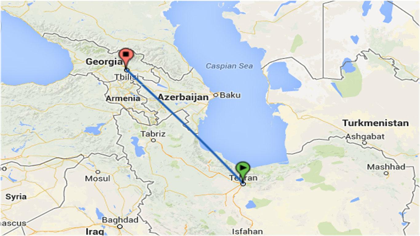 گرجستان مقصد تازه گردشگران ایرانی