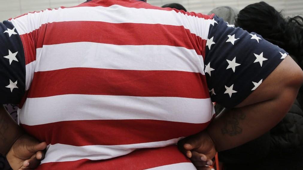 بیش از 87 درصد مردم آمریکا  از نداشتن وزن نرمال رنج میبرند