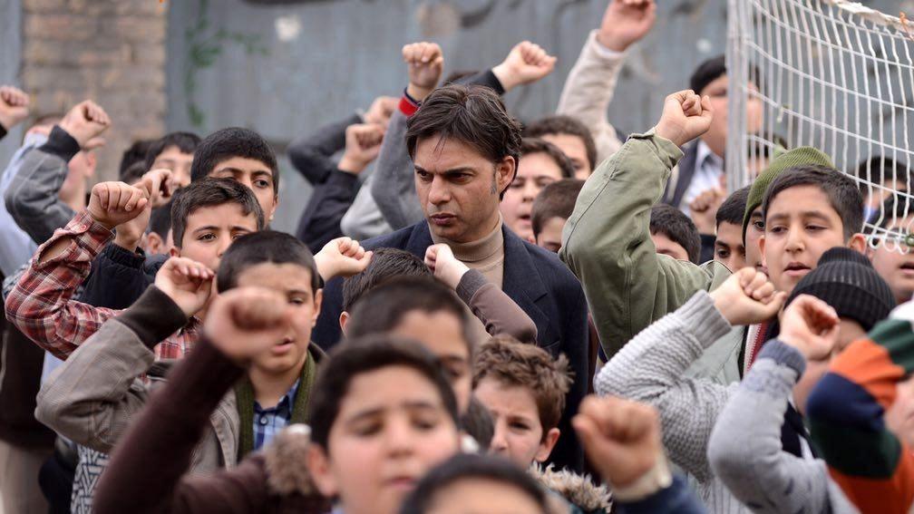 حضور پیمان معادی در نخستین اکران مردمی «بمب؛ یک عاشقانه» +عکس
