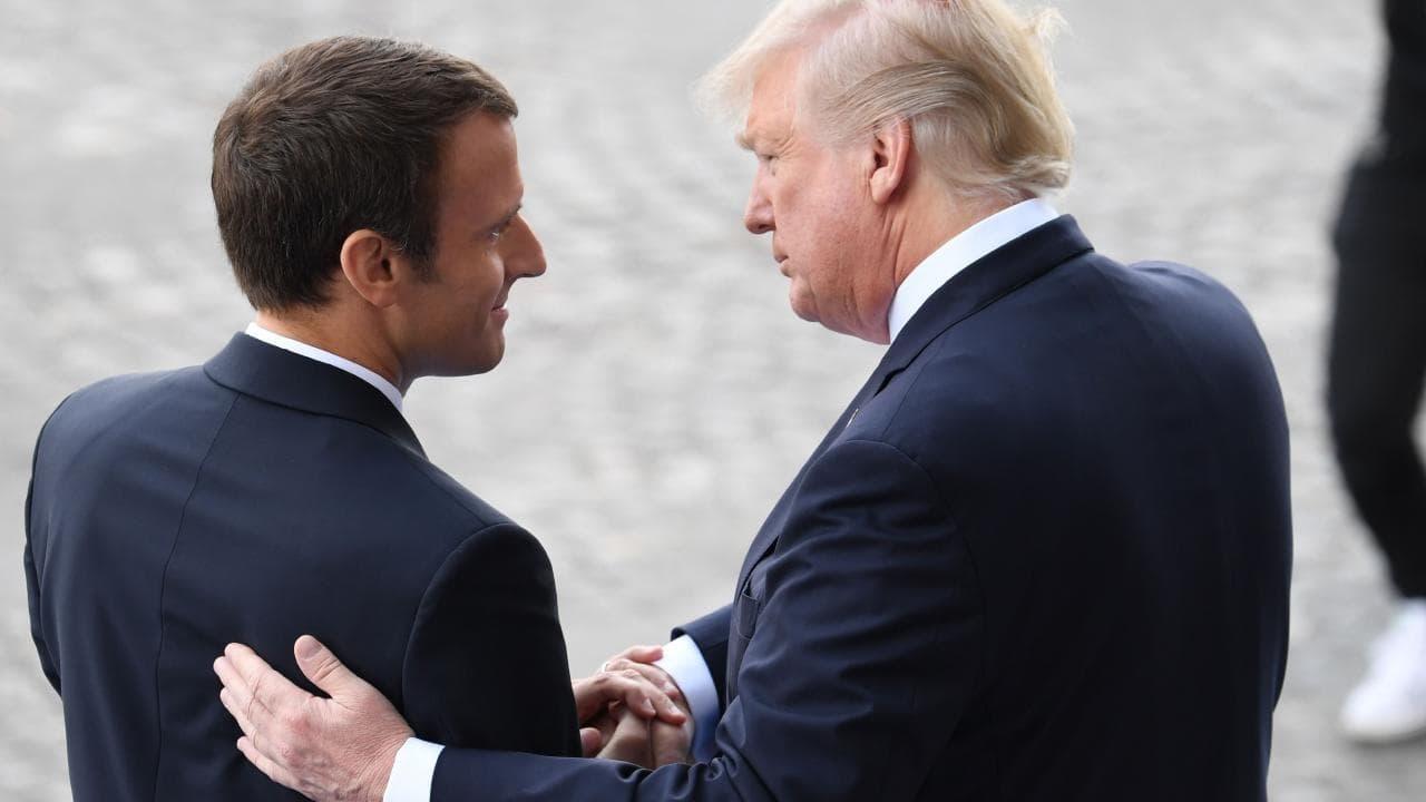 نقش آمریکا در اعتراضات فرانسه چیست؟