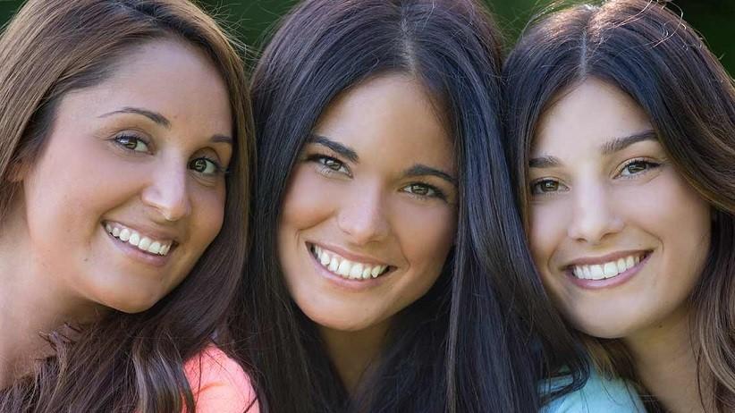 چگونه فرم صورت خود را تشخیص دهید؟+عکس
