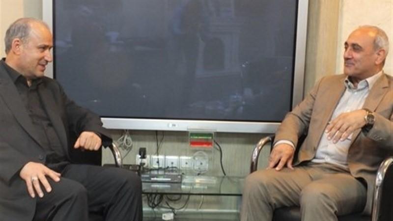 پیام رئیس فدراسیون فوتبال به گرشاسبی