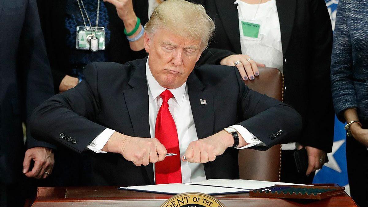 ترامپ: برای مذاکره با «کره شمالی» عجله نداریم