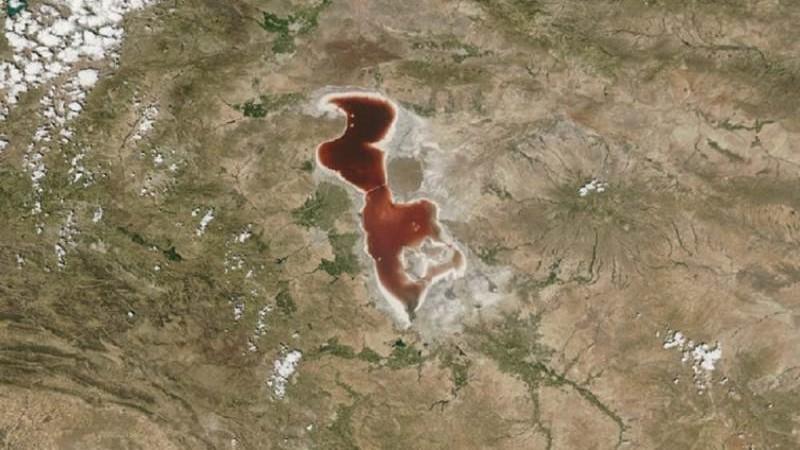 39.1 درصد از مصوبات احیای دریاچه ارومیه پرداخت شد