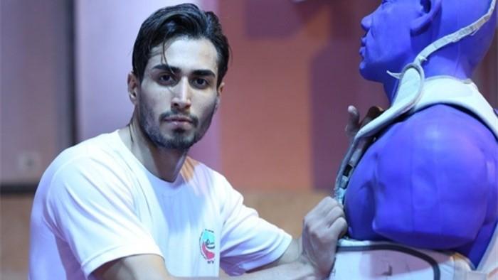 مدال طلا مسابقات گرند اسلم به سجاد مردانی رسید