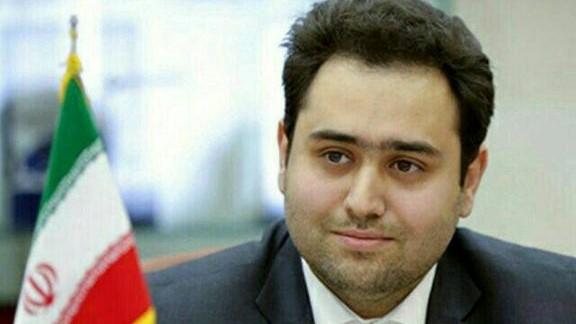 دامادحسن روحانی از سمت معاونت وزارت صمت استعفا کرد