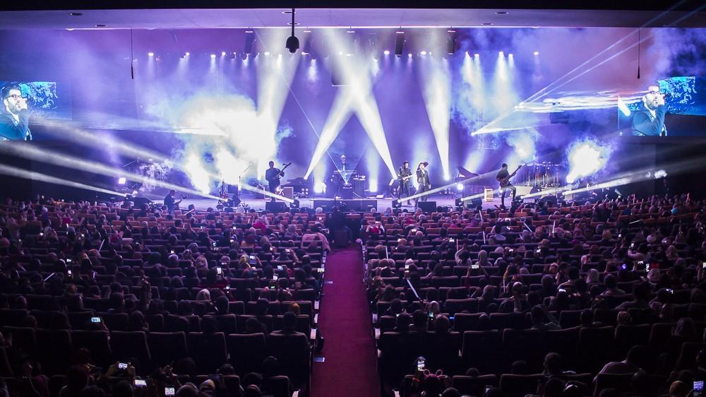 کنسرت حامد همایون +عکسها