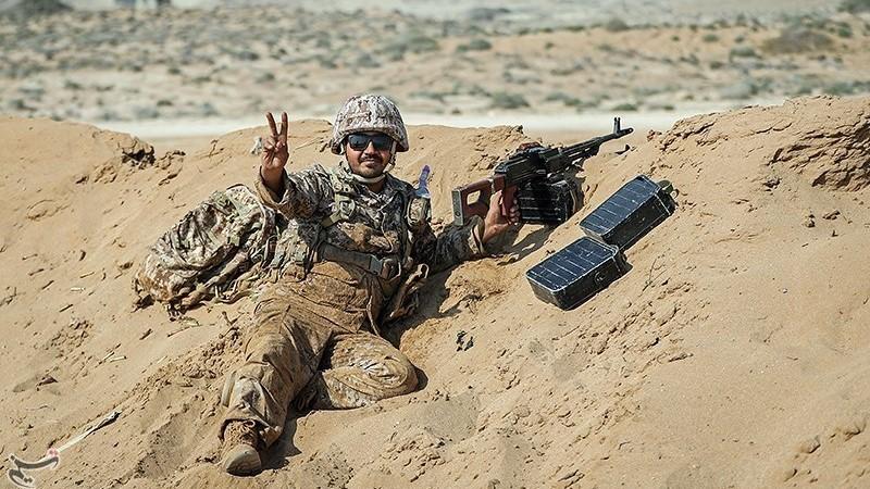 رزمایش تهاجمی پیامبر اعظم ۱۲ سپاه+عکس ها