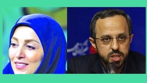 انتقاد تند سردبیر خراسان از نحوه آرایش مجری شب یلدا رسانه ملی+عکس